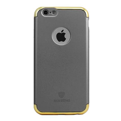 Iphone 6 Plus 6s Plusbaseus Shining Gold fashion shining metal lacquer border phone for iphone 6 6s 7 space grey gold luxury