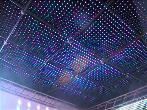 led video curtain 37 5mm starvision led video curtain 50mm pitch led video