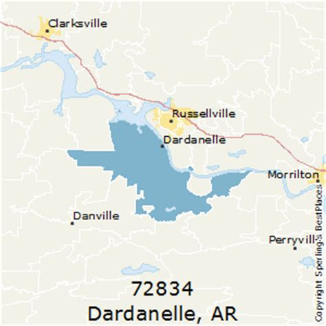 Unemployment Office Russellville Ar by Best Places To Live In Dardanelle Zip 72834 Arkansas
