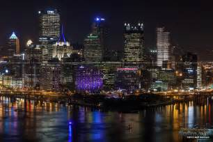 lights pittsburgh pittsburgh light up 2012 from west end overlook 2