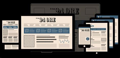 banche dati il sole 24 ore abbonamento alle banche dati sole24ore in ateneo