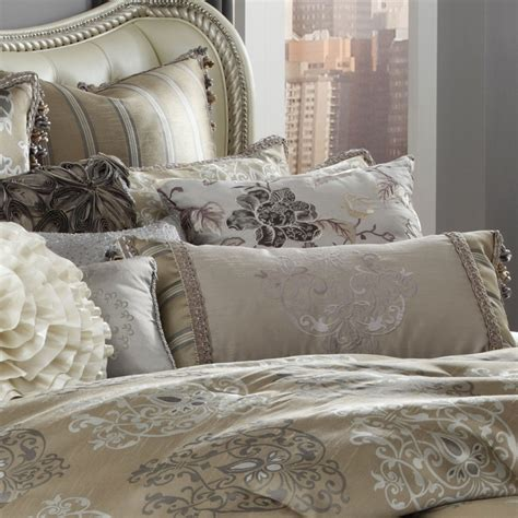 Opulence Collection Sheets Solitaire Luxury Bedding Set Michael Amini Bedding
