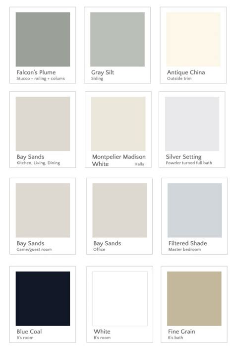 home tour page all our paint colors and find out which room is my favorite make