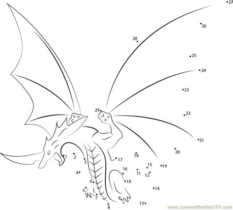 dot to dot dragon printables dragon dot to dot printable worksheet connect the dots