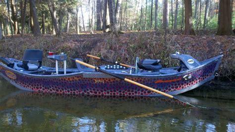 boat paint bcf stealthcraft 16 superfly drift boat fishing pinterest