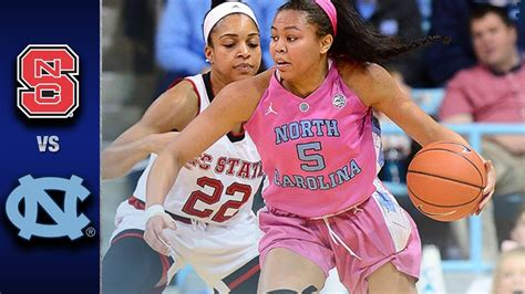 nc state  north carolina womens basketball highlights