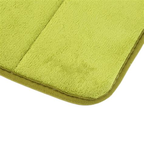 memory foam bath pad bathroom water absorbent non slip