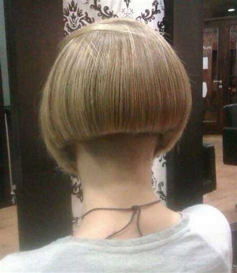 layered buzzed bob hair 15 cool shaved nape bob haircuts bob hairstyles 2017