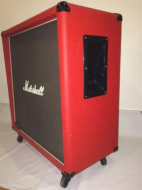 marshall jcm 800 4x12 cabinet 1985 marshall jcm 800 lead 1960b 4x12 cab reverb