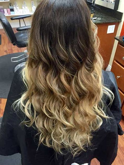 25 best ombre color hairstyles haircuts 2016 2017