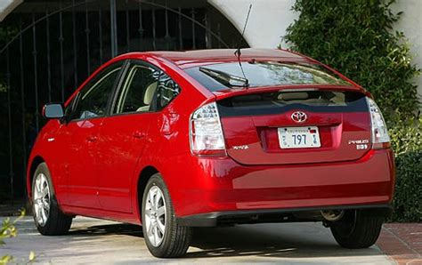 Toyota Prius Dimensions 2008 Toyota Prius Curb Weight Specs View Manufacturer