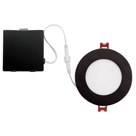 bronze led recessed lighting lithonia lighting 3 in rubbed bronze recessed