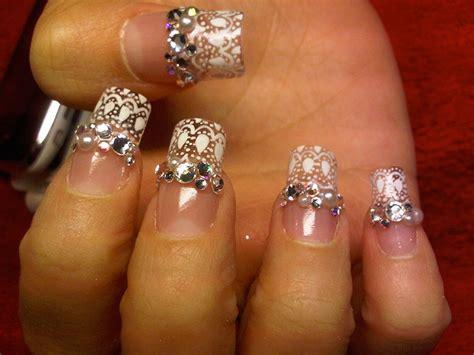 imagenes de uñas decoradas solo con esmalte 75 u 241 as decoradas para boda novias e invitadas