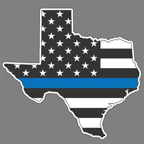 Blue Lives Matter Car Sticker blue lives matter ribbons vinyl decals