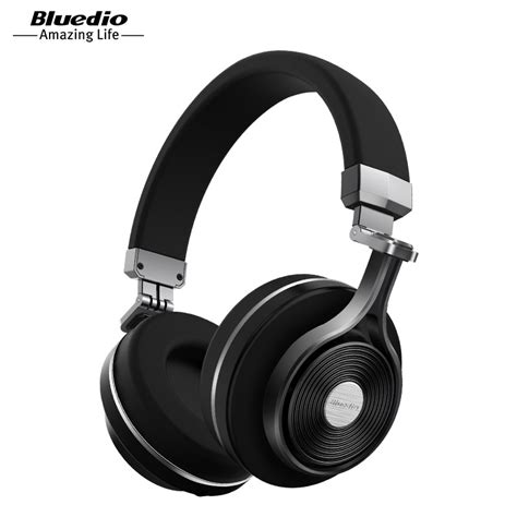 Promo Bluedio T3 Wireless Bluetooth Headphone Gold bluedio t3 wireless bluetooth headphones headset with bluetooth 4 1 stereo and microphone for