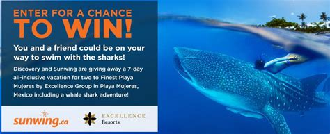 shopping channel canada contest win a trip to nassau discovery channel shark week contest win a trip to mexico