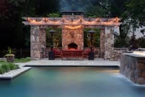 Homes With Outdoor Living Spaces - outdoor spaces decks pergolas patios amp screened in porches titus built llc