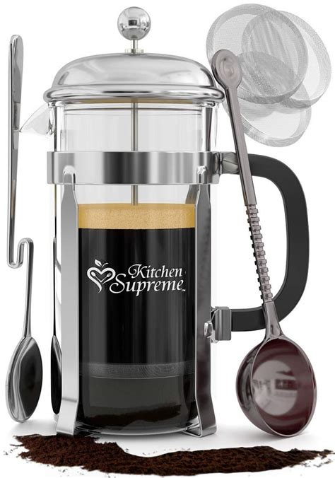 best coffee beans for press top 10 best press coffee makers 2018 heavy