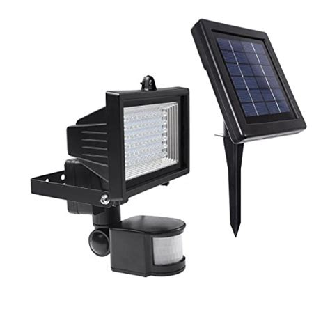 high output solar lights le 174 solar lights led motion sensor light waterproof high