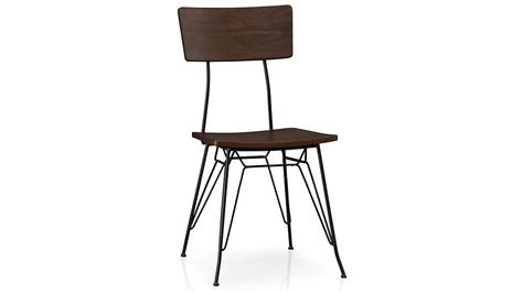 Crate And Barrel Dining Chairs Elston Dining Chair Crate And Barrel