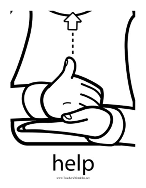 What Does Bathroom In Sign Language Help Sign