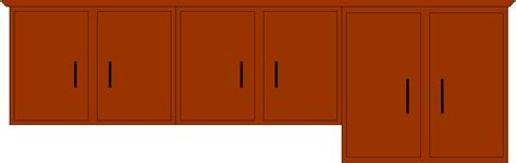 Cabinet Clipart by Cupboard 2 Free Images At Clker Vector Clip