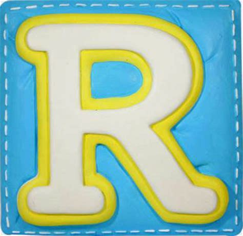 Sticker Names For Walls wallables talking alphabet letter r