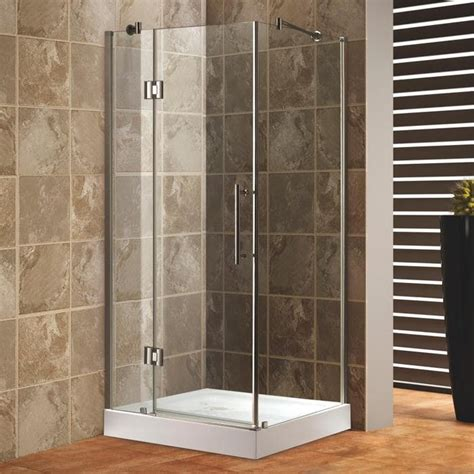 Corner Shower Stalls by 25 Best Ideas About Corner Shower Enclosures On