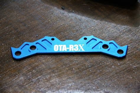 Rc Surgeon Streetjam Bumper Brace For Ota R31 rcdorishop counter steer rc drift specialist jakarta