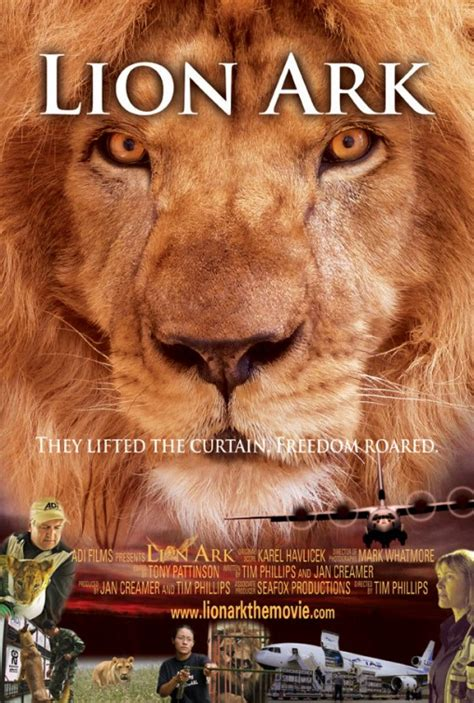 film about lion lion ark movie poster imp awards
