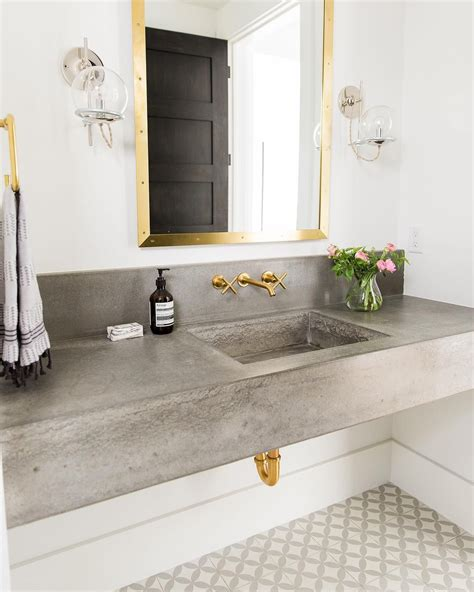 bathroom mixed metals mixed metals in the bathroom see more at www studio mcgee bathrooms