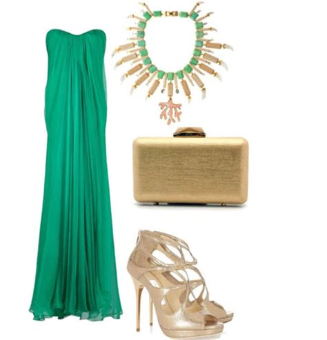 what to wear with an emerald green dress 4 you ll