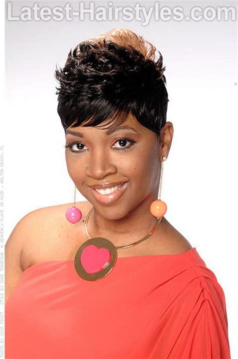 short haircuts styles for black women in alanta atlanta black women short pixie hairstyles