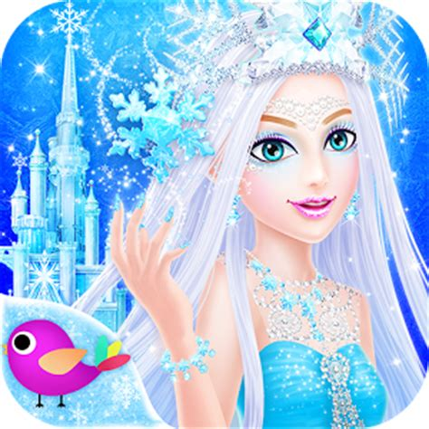 princess salon: frozen party android apps on google play