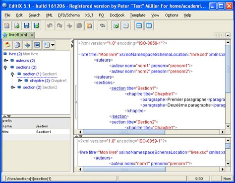 linux xpath tutorial xml editor