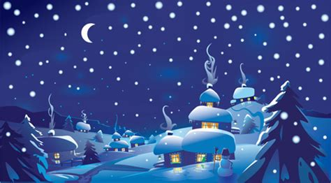 Free vector winter landscape free vector download 2 622 free vector for commercial use format