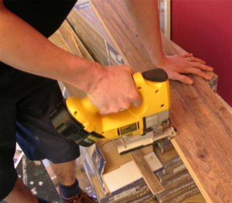 Cutting Laminate Countertop With Jigsaw by Cutting Laminate