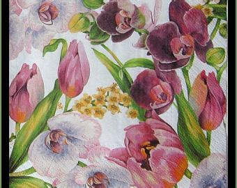 Napkin Tissue Decoupage 235 etsy your place to buy and sell all things handmade