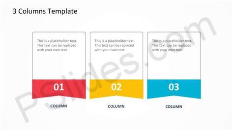 3 Column Templates Free