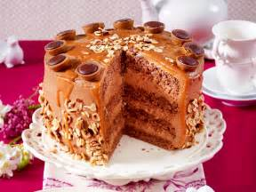 Torten Backen by Toffee Torte Backen So Geht S Lecker De