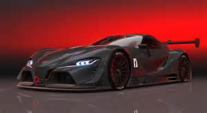 Toyota FT 1 Concept Full HD Wallpaper and Background