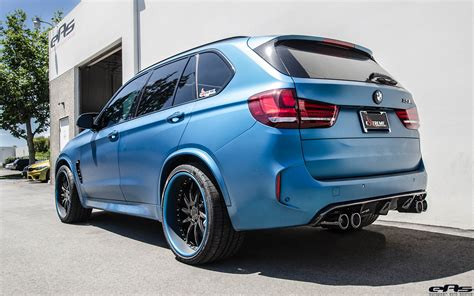 matte bmw x5 this matte blue bmw x5 m goes to the tuning shop