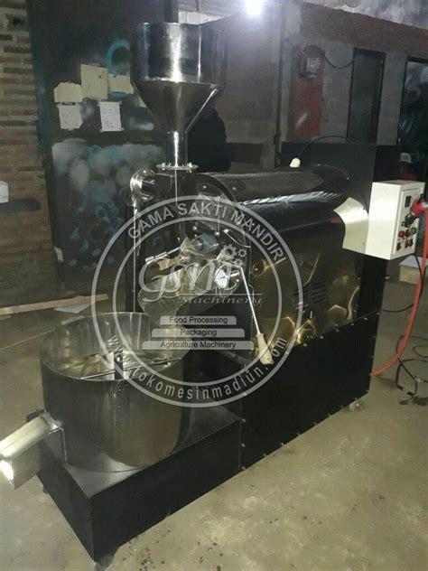 Mesin Sangrai Kopi Otomatis mesin sangrai kopi otomatis toko mesin madiun