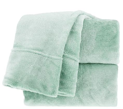 velvet soft cozy sheet sets full size berkshire blanket velvet soft kg cozy sheet set h207228 qvc