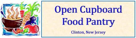 Food Pantry Nj by Open Cupboard Food Pantry