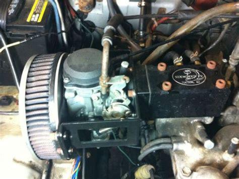 1987 Suzuki Samurai Carburetor Purchase Used 1987 Suzuki Samurai 1 6 Harley Cv Carb