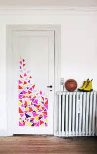 Home Door Decoration 37 Diy Washi Tape Decorating Projects You Will Love