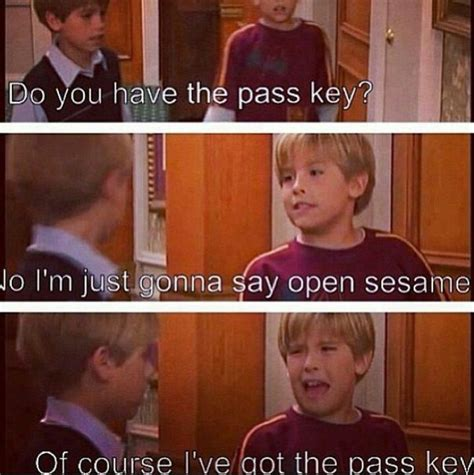 Cody Memes - how to open a door suite life disney channel and tvs