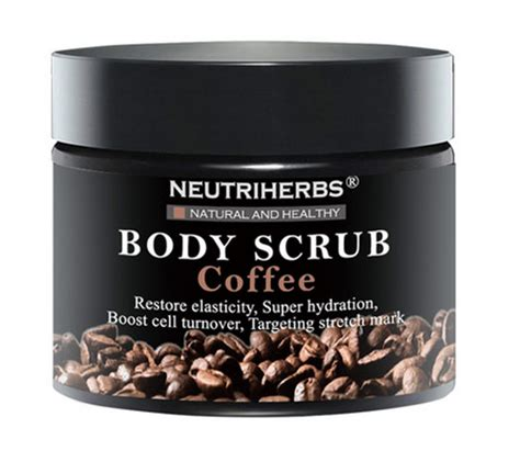 Coffee Detox Scrub by Organic Coffee Scrub Coffee Scrub For Cellulite My