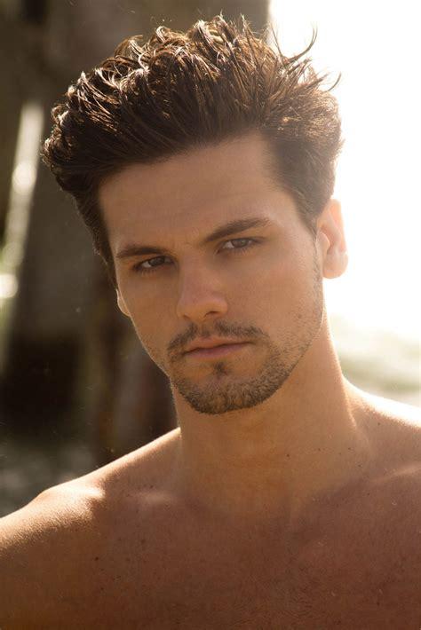 male model round face sebastian rocha by leonardo holanda